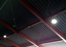 工場LED照明2
